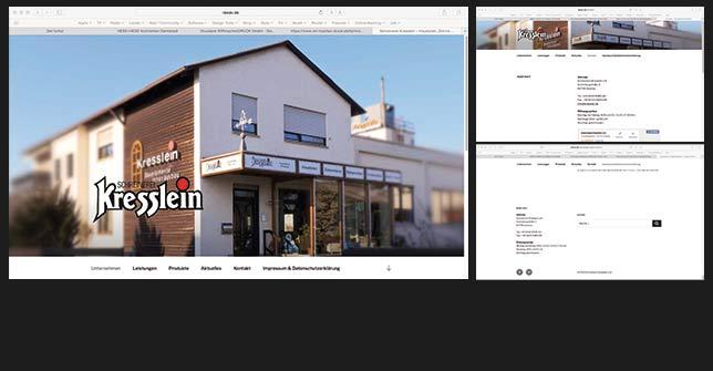 Portfolio Webdesign Kilian Schweer Design Alzenau 04